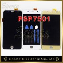 LCD ekran Prestigio Grace R7 PSP7501DUO PSP7501 DUO PSP 7501 LCD ekran ekran dokunmatik ekran