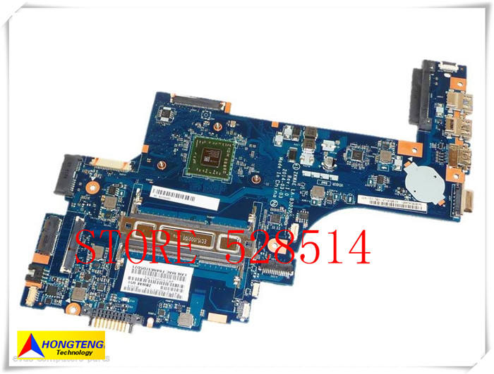 original for Toshiba Satellite C55D-B5244 Laptop Motherboard PN K000890960 LA-B302P 100% Test ok