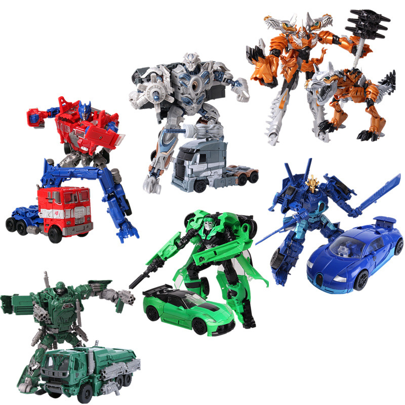 Image Gallery transformers characters