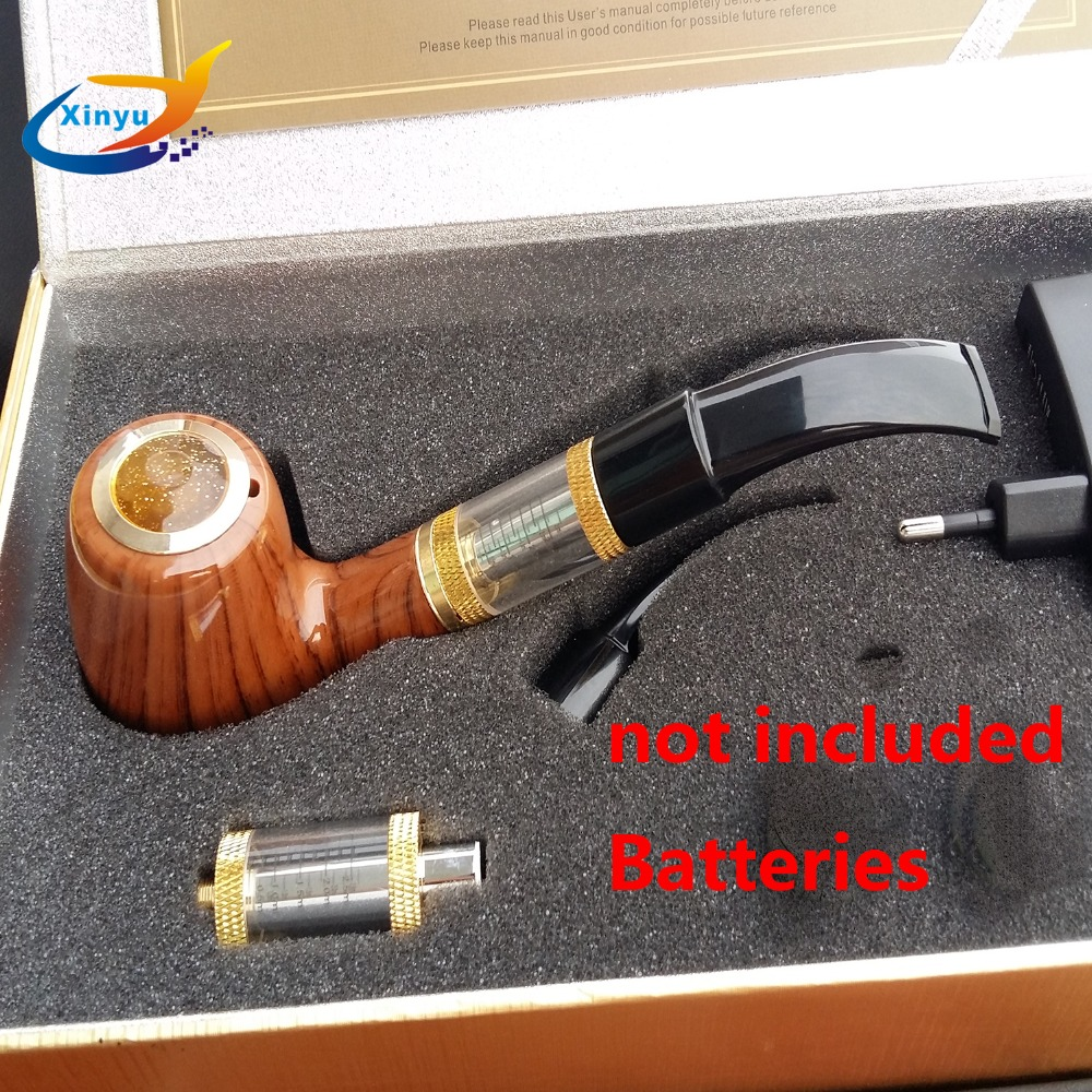 Original Electronic Cigarette 618 Kit Wooden Pipe Vaporizer Box Mod with 3.5ml Atomizer fit 18350 battery 900mAh not included & Big Sale Original Electronic Cigarette 618 Kit Wooden Pipe Vaporizer ...