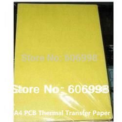 100 шт./лот PCB A4 Термальность передачи Бумага плате решений Термальность передачи Бумага
