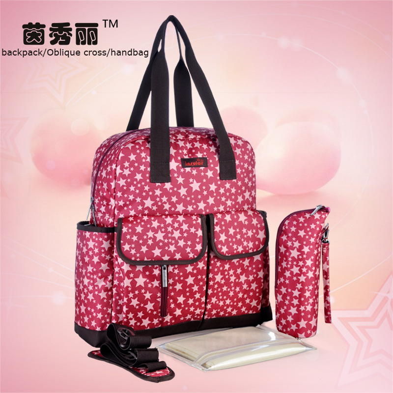 Large Capacity Shoulders Mummy Bag Waterproof Anti-bacterial Portable Maternal and Child Supplies Mummy Bag vinay kumar anand prakash singh and lalit kumar thermal shock effects on bacterial survival using gfp