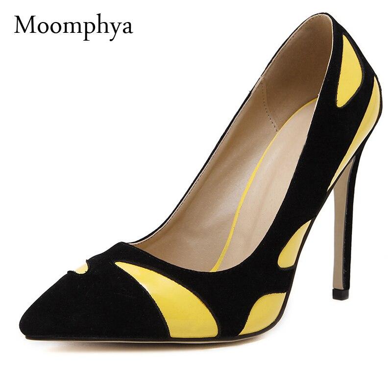 buy plus size 35 41 women high heels. Black Bedroom Furniture Sets. Home Design Ideas