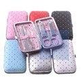 Free shipping! 8PCS Nail clipper set finger cut finger plier set nail art beauty toiletry kit
