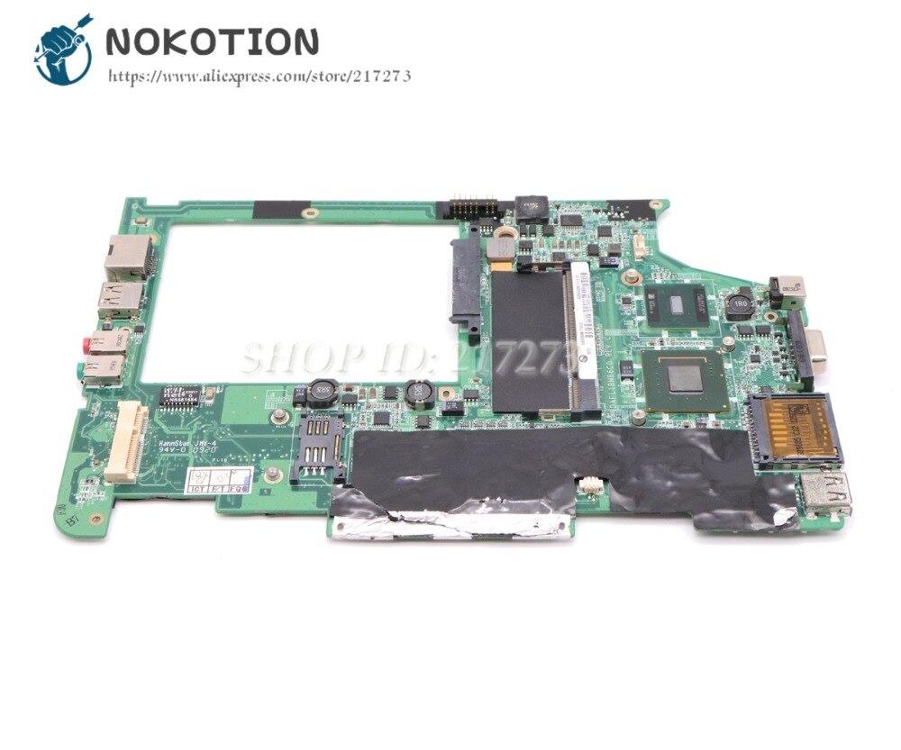 NOKOTION For Lenovo Ideapad S10 Laptop Motherboard 31FL1MB00P0 DAFL1BMB6C0 Main Board 945GSE DDR2 N270 CPUNOKOTION For Lenovo Ideapad S10 Laptop Motherboard 31FL1MB00P0 DAFL1BMB6C0 Main Board 945GSE DDR2 N270 CPU