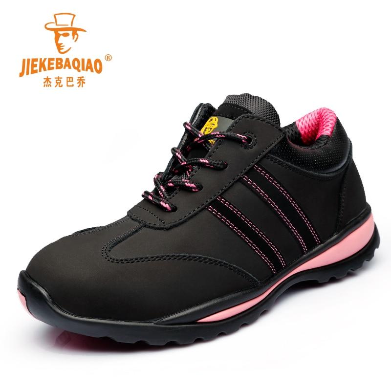 Scarpe da donna 2018 Nuovi Arrivi di modo luce mesh traspirante scarpe di sicurezza delle donne scarpe casual donne scarpe da ginnastica.-in Stivaletti da Scarpe su  Gruppo 1