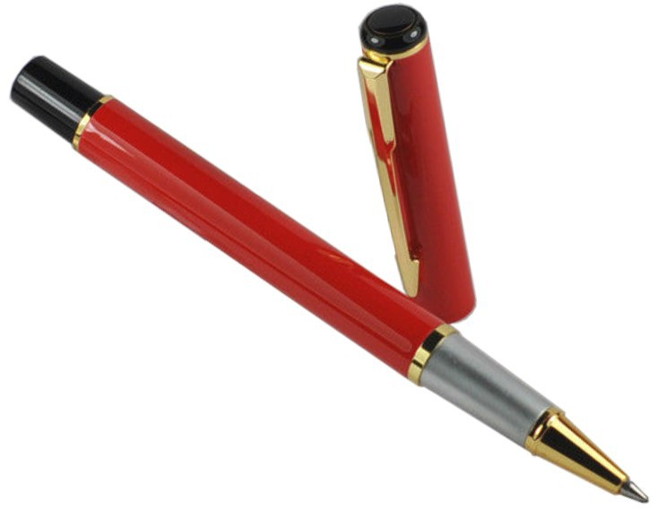 Red  Roller ball Pen  M Tip Refill stationery  Free Shipping для ядра montblanc 16220 ball pen refill