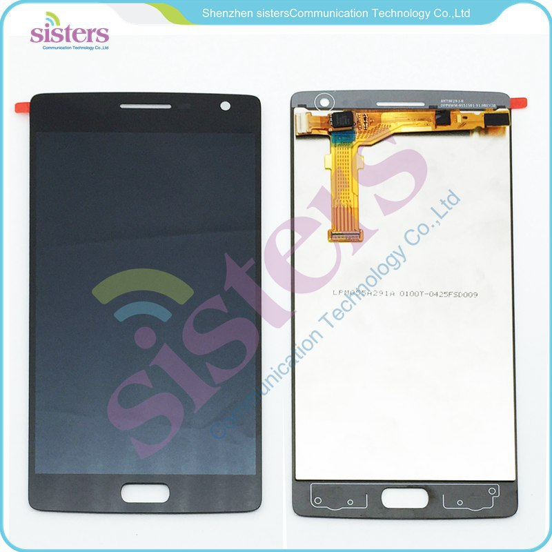Wholesale High Quality Black LCD Display Touch Screen Digitizer Full Assembly For Oneplus Two Free Shipping With Tracking NoWholesale High Quality Black LCD Display Touch Screen Digitizer Full Assembly For Oneplus Two Free Shipping With Tracking No