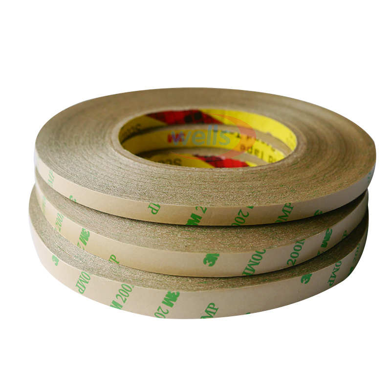 50M/Roll  8mm 10mm 12mm Double Sided Tape 3M Adhesive Tape For 3528 5050 Ws2811 Led Strips
