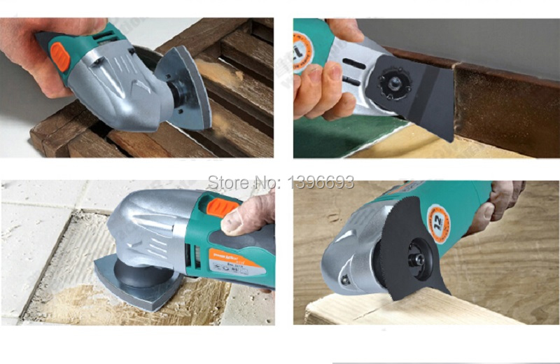 Ostsilbilised saed, RENOVATOR multifunktsionaalne tööriist, - Elektrilised tööriistad - Foto 4