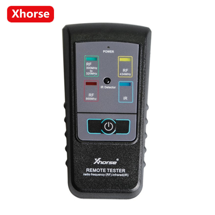 XHORSE Support 868 MHZ Remote Tester for Radio Frequency Infrared Radio Remote Tester