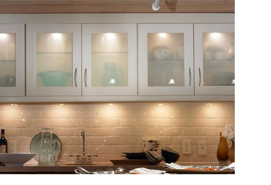 21PCS Under Cabinet Lamps 3W Motion Sensor IR Silver Round LED Puck Counter Led Lights Closet Cupboard Wardrobe Locker Lighting (14)