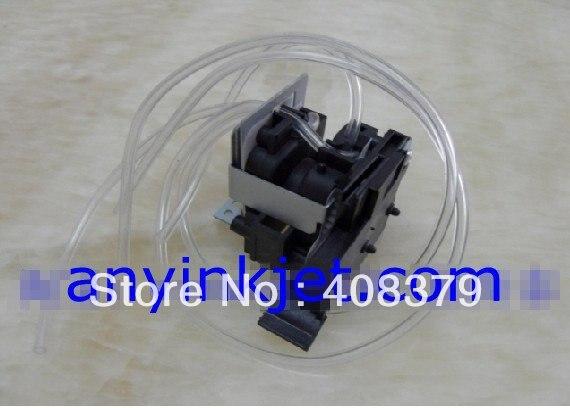 Printer ink pump for Mimaki JV3/JV4/JV5/JV33/JV22 solvent ink printer free shipping 10pcs uv big damper for mimaki jv3 jv4 jv22 uv ink printer