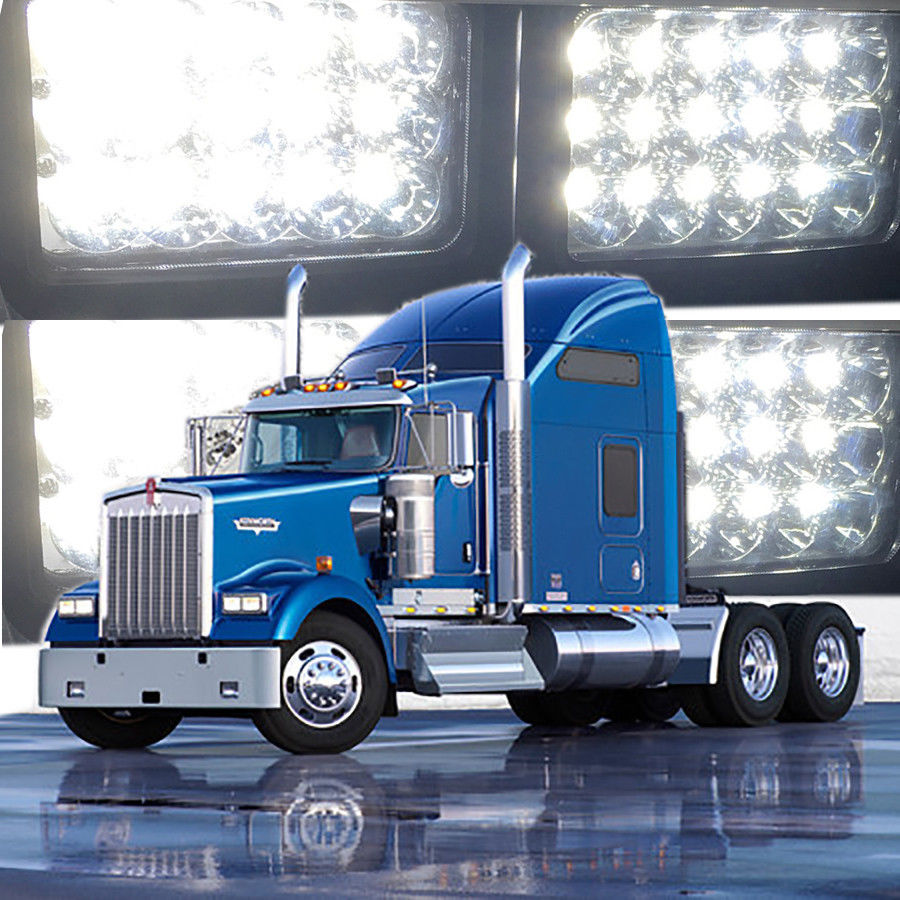 peterbilt 386 headlights
