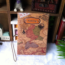 2016 Hot PU&PVC  Passport Holder Cover Identity ID Credit Card Cover Bags Document Folder   Travel Passport Bags Case-world map
