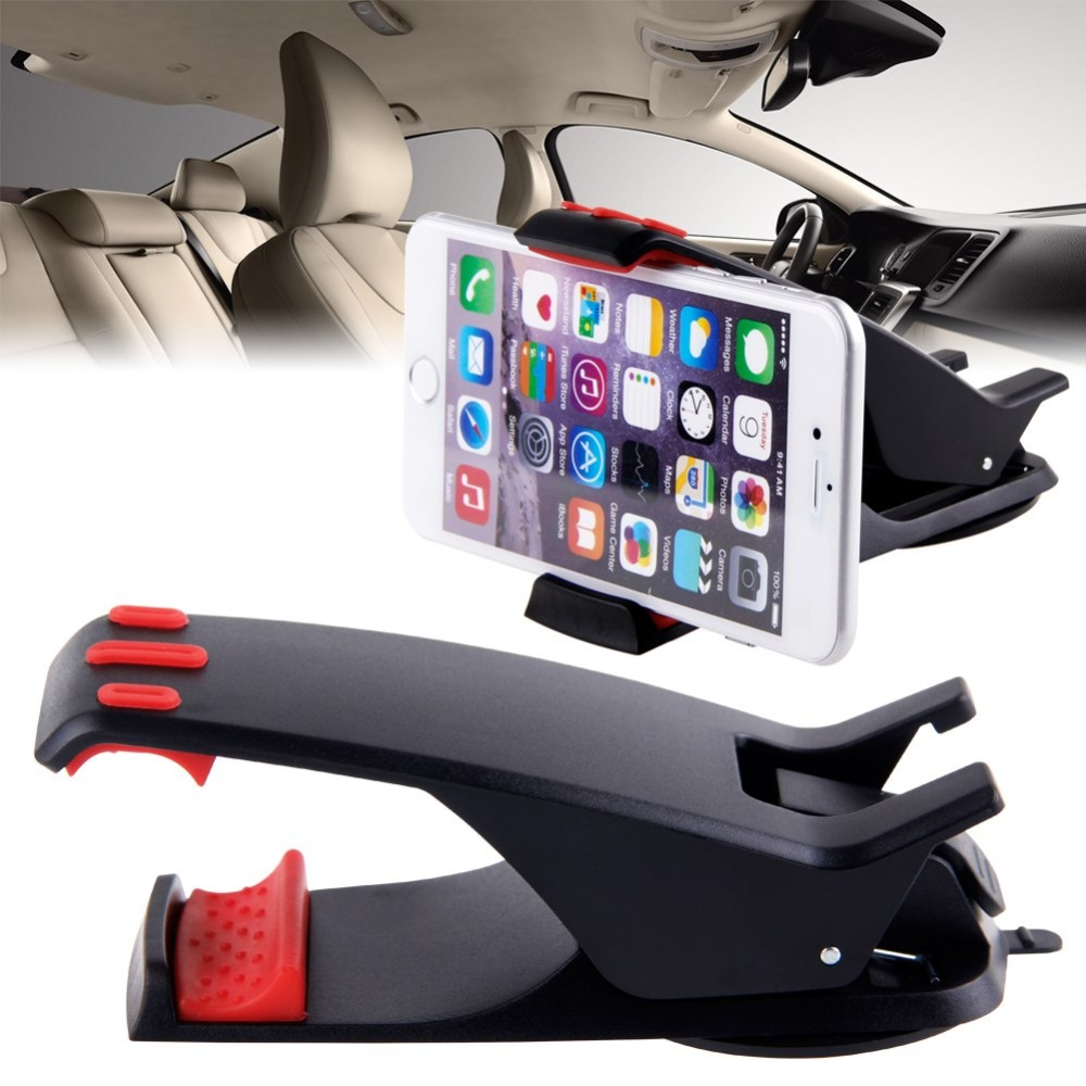 New Arrival Hot Hippo Mouth Shape Universal Car Vehicle Mount Bracket Stand Phone Holder