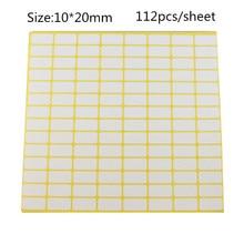 5/10/15 Sheets Diamond Painting accessories Storage Box Label Stickers Classification Distinguish