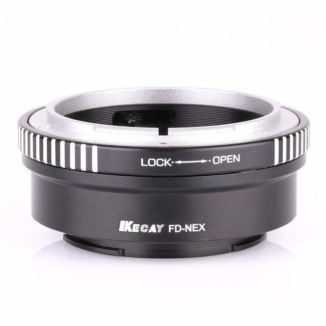 Высокоточный 4 FD NEX для объектива Canon FD для SONY NEX E Mount body NEX3 NEX5 NEX 5N NEX7 NEX C3 NEX F3 NEX6 4