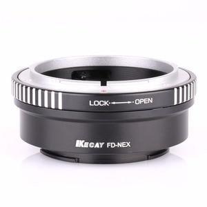 Image 1 - High PRECISION 4 FD NEX สำหรับ Canon FD เลนส์สำหรับ SONY NEX E Mount NEX3 NEX5 NEX 5N NEX7 NEX C3 NEX F3 NEX 5R NEX6 4