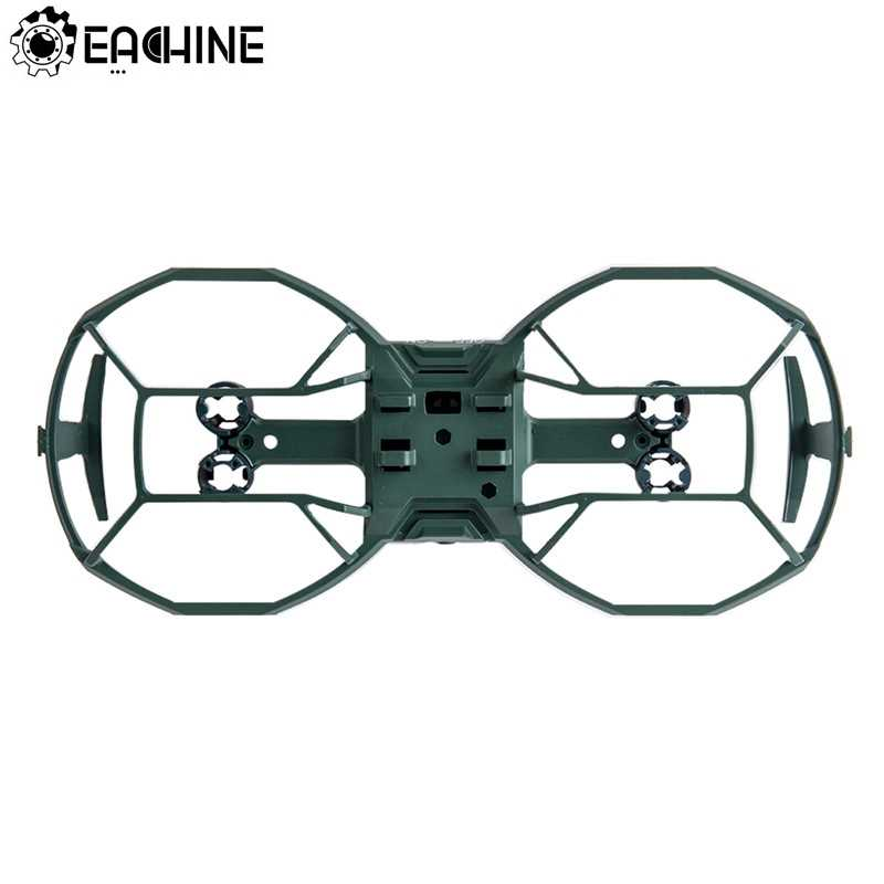 Eachine E019 RC Drone Quadcopter Onderdelen Body Cover Shell Set Shell Afstandsbediening Speelgoed Accessoires