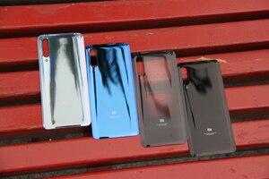 Image 2 - Coque arrière en verre dorigine pour Xiaomi 9 MI9 M9 MI 9 couvercle de batterie arrière coque arrière de batterie de téléphone avec outil