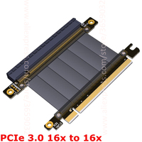 Riser PCI Express X16 To Pcie X16 Male To Female Graphics Card Riser Pci E 16