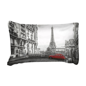 Image 2 - LOVINSUNSHINE ผ้าปูที่นอนชุดผ้าคลุมเตียง Queen ชุด City View 3D การพิมพ์ดิจิตอล Parrure De Lit AB #65