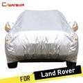 Cawanerl Full Car Cover SUV Zon Sneeuw Regen Protector Cover Voor Land Rover Discovery Range Rover Evoque Freelander