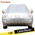 Cawanerl Volle Auto Abdeckung SUV Sonne Schnee Regen Schutz Abdeckung Für Land Rover Discovery Range Rover Evoque Freelander