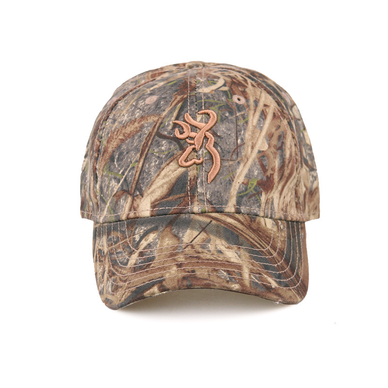 mens hunting baseball caps uk duck browning bionic camouflage cap fishing breathable cotton army fans hat
