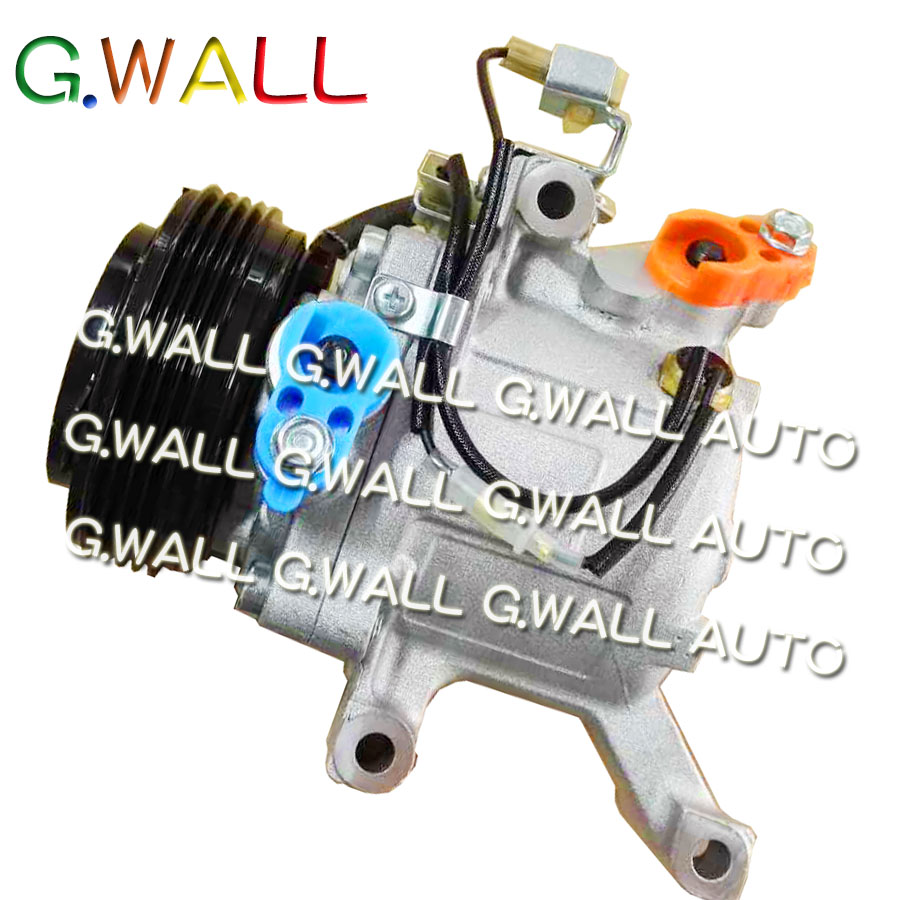 Sv07c Car Auto Ac Compressor For Toyota Passo Daihatsu Terios 2006 Kompresor Gran Max Sanden Assy 2012 88320 B1020 88320b1020 B4010 88320b4010 In Air Conditioning Installation From