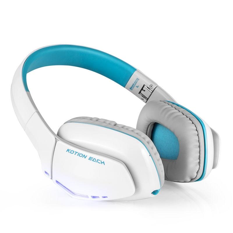 KOTION EACH Stereo Сымсыз құлақаспап Bluetooth - Портативті аудио және бейне - фото 6
