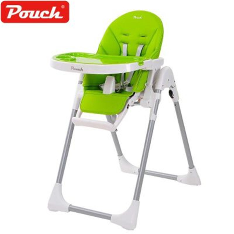 Astonishing Pouch Multifunctional Baby Dining Chair Folding Portable Creativecarmelina Interior Chair Design Creativecarmelinacom