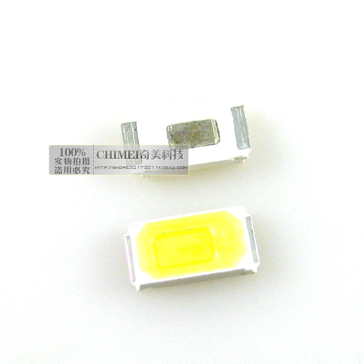 5730 SMD LED Beads 0.5W Watt Light LED 50-60LM White Light