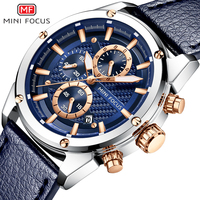 Relógio de pulso de quartzo relógio de pulso de quartzo masculino marca de luxo|Relógios de quartzo| |  -