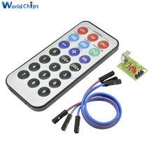 HX1838 Infrarot Fernbedienung Modul IR Empfänger Modul für Raspberry Pi 3 & Raspberry Pi 2 Modell B HX1838 für arduino Diy Kit