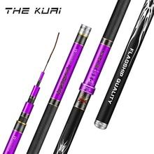 THEKUAI Ultra Light Superhard 19 Tonality Taiwan Fishing Rods 2.5Kg Weight Carp Rod Big Giant
