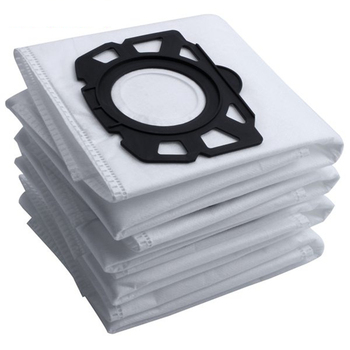 10PCS من أكياس مرشح ل Karcher MV4 MV5 MV6 WD4 WD5 WD6 Karcher WD4000 إلى WD5999 لاستبدال الجزء # 2.863-006.0 1