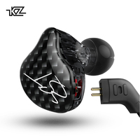 KZ ZST In Ear Earphone Detachable Wire Audio Monitors Noise Isolating HiFi Music Sports Earbuds Have