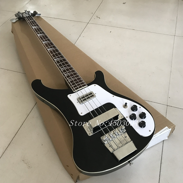3937ad0ef1 High quality A variety of color rickenbacker 4003 bass guitar,Real photos,free  shipping Promotional activities
