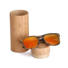 BerWer New fashion Products Men Women Glasses Bamboo Sunglasses Retro Vintage Wood sunglasses Wooden Frame Handmade glasses