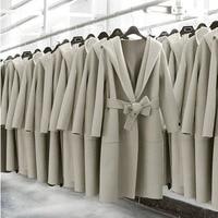 Пальто для будущих мам Баян кабан зимнее пальто полный долго 2017 Новинка зимы кашемировое пальто женские завод прямых двусторонние ручной с