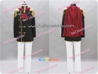 Final Fantasy Type 0 Cosplay Machina Costume H008