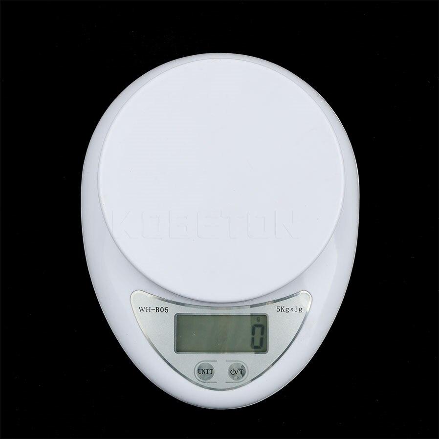 5 kg/1g escala digital cozinha lcd eletrônica escalas bolo de alimentos pastelaria material ferramenta de medição de peso