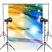 150x220cm Shining Line Photography Background Colorful Backdrops Abstract art Photography Studio Props 150x220cm early morning scene backdrops istanbul landscape photography background studio props