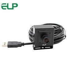 1.3 Megapixel black  HD low illumination 0.01lux 1/3 cmos  usb2.0 2.1mm lens mini web camera