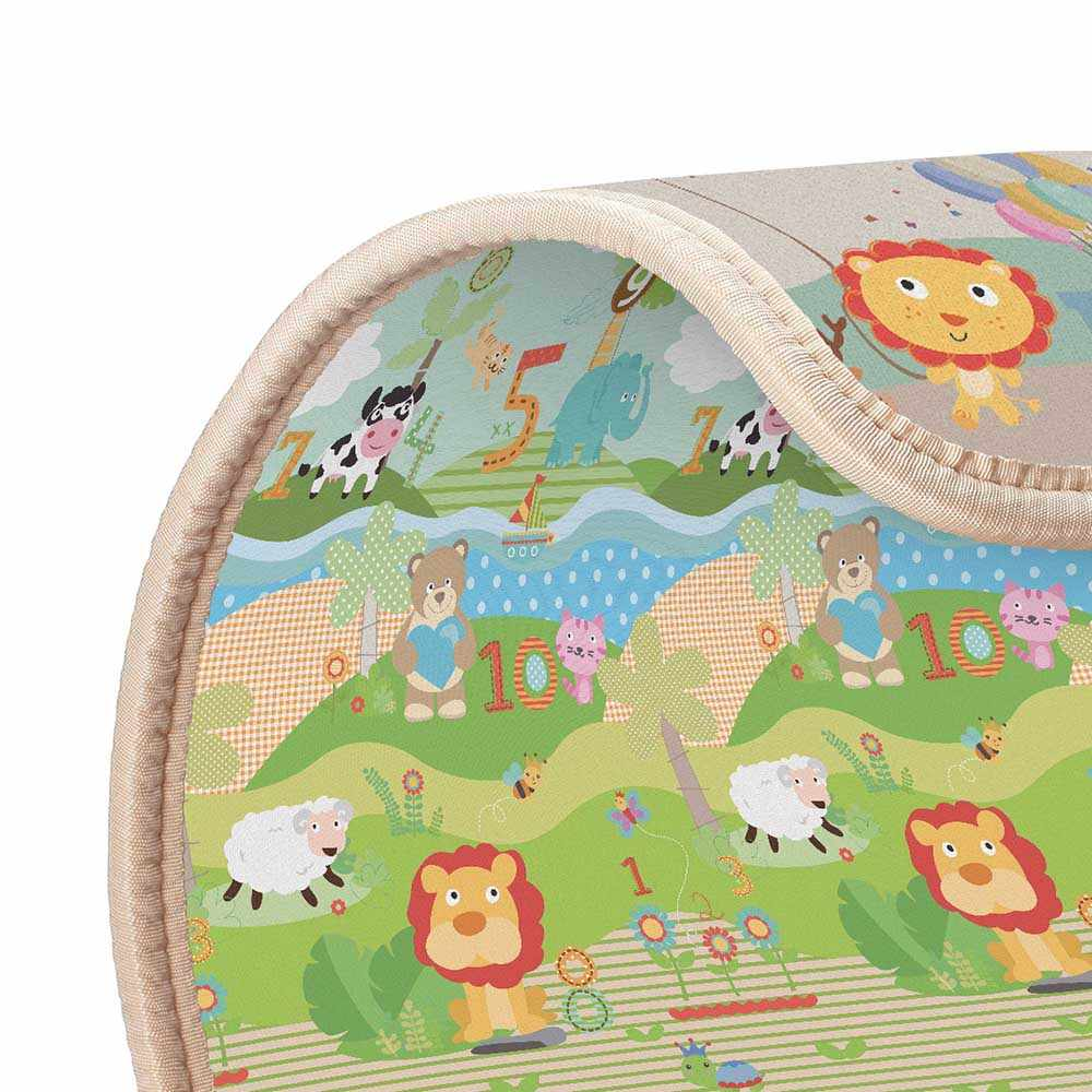 180*200CM dla dzieci mata dla niemowlęcia pogrubienie środowiska mata ochronna bezwonny odporny na wilgoć gry koc odporne na tłuczenie Pad
