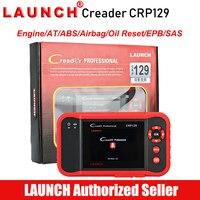 LAUNCH Creader CRP129 OBD2 Scanner Car Diagnostic Tool Auto Diagnostics Tools Autoscanner Engine ABS Airbag Scanner CRP 129