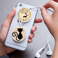 New Fashion Finger Holder With Anti-fall Phone Smartphone Desk pop Stand Grip Socket Mount For Apple iphone 6s Samsung Xiaomi