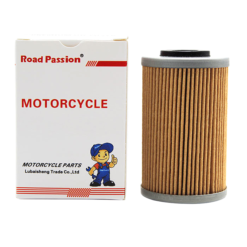 Road Passion Filtro Olio per KTM EXC 450 2003-2005 2007//EXC RACING 450 2006-2007//EXC-G RACING 450 2006 pack of 4